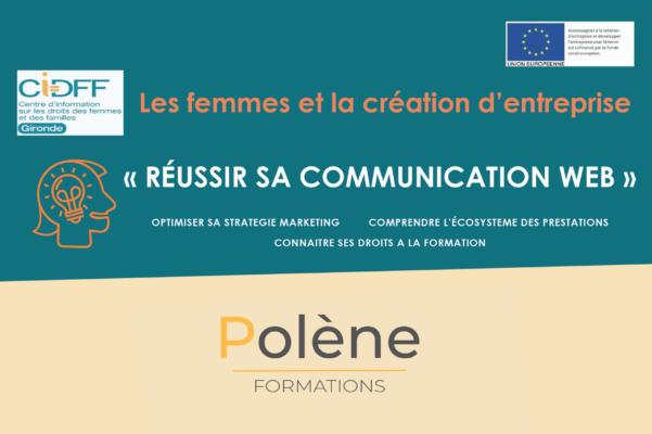 Webinar-atelier en ligne gratuit avec le CIDFF Gironde