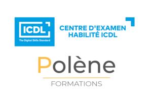 Polène Formation devient centre habilité ICDL (PCIE)